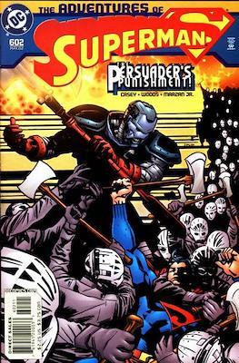 Superman Vol. 1 / Adventures of Superman Vol. 1 (1939-2011) (Comic Book) #602