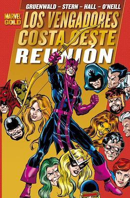 Los Vengadores Costa Oeste. Marvel Gold #1