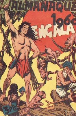 Bengala. Almanaque 1960