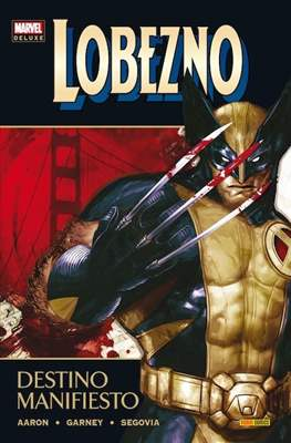 Lobezno. Marvel Deluxe (Cartoné) #3