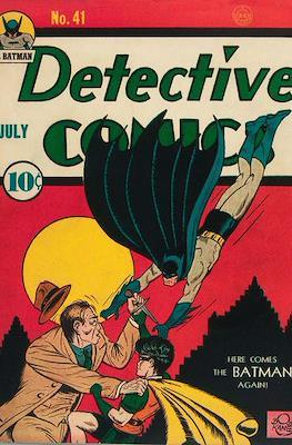 Detective Comics Vol. 1 (1937-2011; 2016-) #41