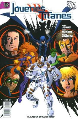 Jóvenes Titanes (2005-2007) #12