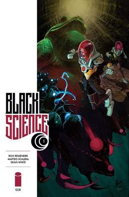 Black Science (Comic-book) #1