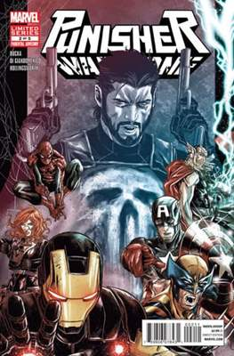 Punisher War Zone Vol. 3 #2