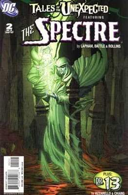 Tales of the Unexpected featuring The Spectre (Comic Book) #2