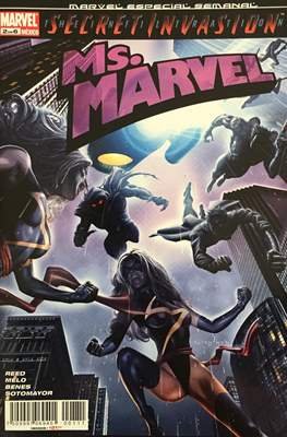Ms.Marvel Secret Invasion (Grapa) #2