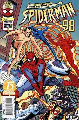 Las Historias Jamás Contadas de Spider-Man. Especiales (1998-1999) (Grapa. 40/48 pp) #1