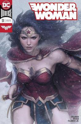 Wonder Woman Vol. 5 (2016-2020) (Comic book) #51