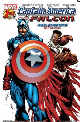 Captain America and The Falcon