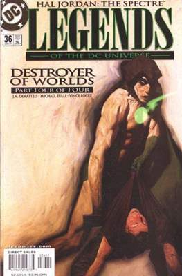 Legends of the DC Universe (Comic Book) #36
