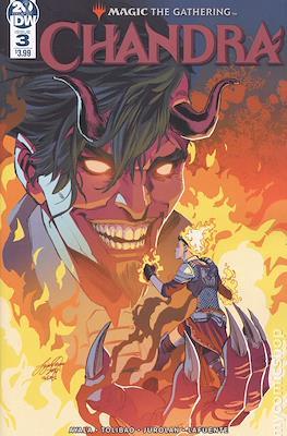 Magic: The Gathering - Chandra #3