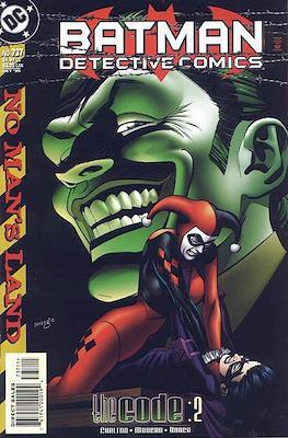 Detective Comics Vol. 1 (1937-2011; 2016-) (Comic Book) #737
