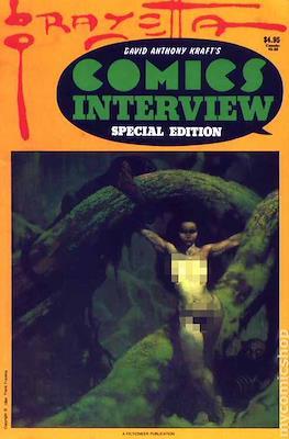 Comics Interview Special Edition: Frazetta