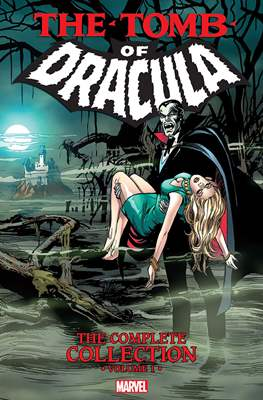 The Tomb Of Dracula: The Complete Collection