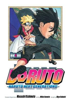 Boruto: Naruto Next Generations (Softcover) #4