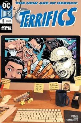 The Terrifics (2018) (Comic Book) #15