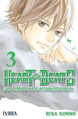 Heartbeats ¡Al límite de la taquicardia! (Rústica con sobrecubierta) #3