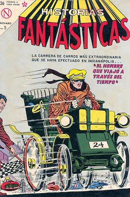Historias Fantásticas (Grapa) #94