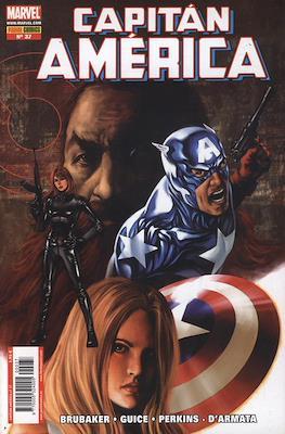 Capitán América Vol. 7 (2005-2011) (Grapa) #37