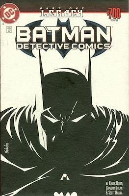 Detective Comics Vol. 1 (1937-2011; 2016-) (Comic Book) #700