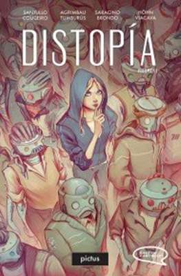 Distopía (Rústica) #1