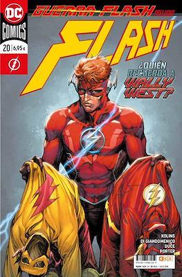 Flash. Nuevo Universo DC / Renacimiento (Rústica / Grapa) #34/20