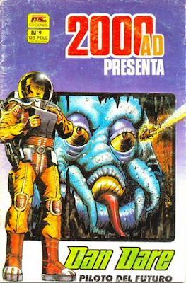 2000 AD presenta (Grapa) #9