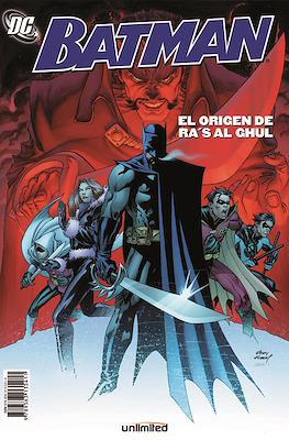 Batman. El origen de Ra's Al Ghul