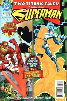 Superman Vol. 2 (1987-2006) (Comic Book) #133