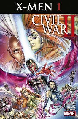 Civil War II: X-Men (Rústica) #1