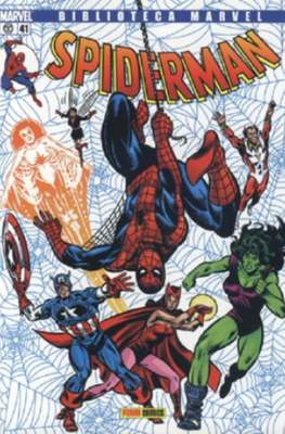 Biblioteca Marvel: Spiderman (2003-2006) (Rústica 160 pp) #41