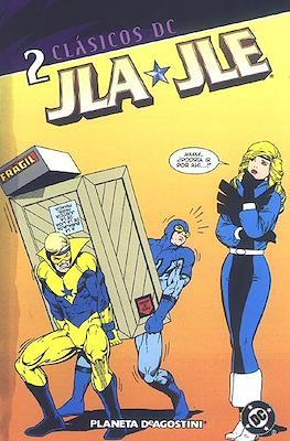 JLA / JLE. Clásicos DC #2