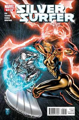 Silver Surfer (2011) (Comic Book 24 pp) #5