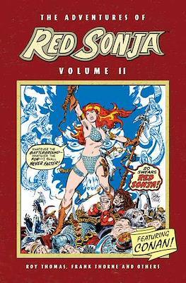 The Adventures of Red Sonja (2005-2007) (Rústica) #2