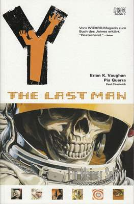 Y: The Last Man (Softcover) #3