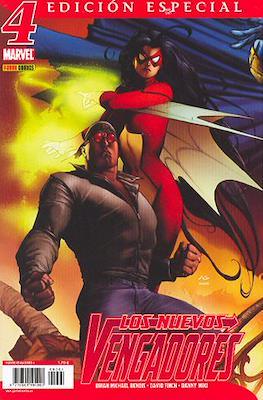 Los Nuevos Vengadores Vol. 1 (2006-2011) #4