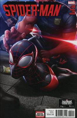 Spider-Man (Vol. 2 2016- ) (Comic-Book) #20