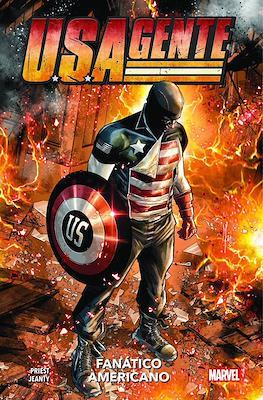 U.S.Agente: Fanático Americano (Rústica 120 pp)
