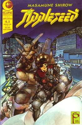 Appleseed Book Four
