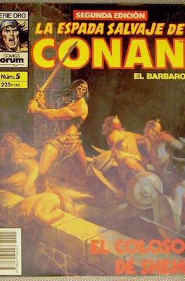 La Espada Salvaje de Conan Vol. 1. 2ª edición (Grapa. 64 páginas) #5