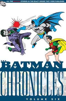 The Batman Chronicles #6