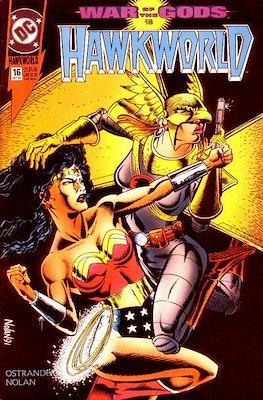 Hawkworld (Comic Book) #16