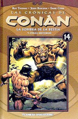 Las Crónicas de Conan (Cartoné 240 pp) #14