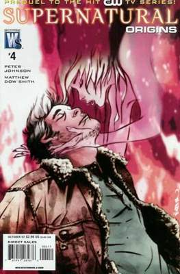 Supernatural: Origins (Comic-book / Digital) #4