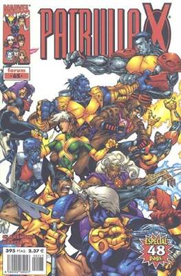 Patrulla-X Vol. 2 (1996-2005) (Grapa) #65