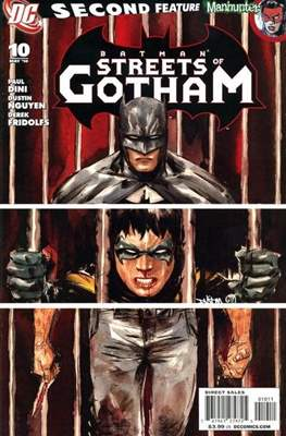 Batman: Streets of Gotham (2009-2011 Saddle-stitched) #10