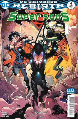 Super Sons (2017 - 2018 Comic-book) #4