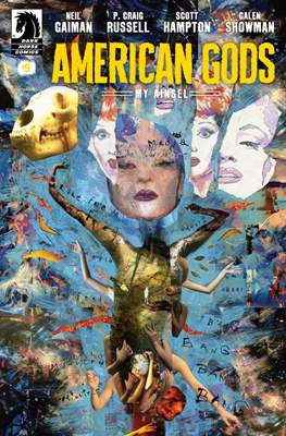 American Gods: My Ainsel (Variant Covers) (Comic Book) #9