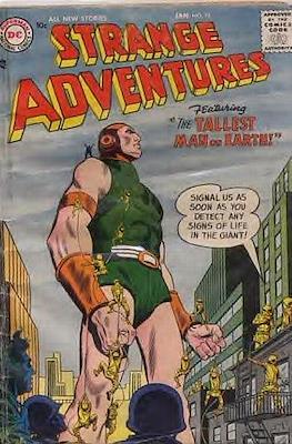 Strange Adventures (Comic Book) #76
