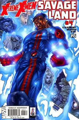 X-Treme X-Men: Savage Land (Comic Book) #4